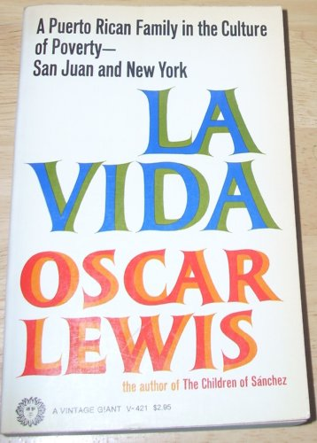 The culture of poverty oscar lewis essay